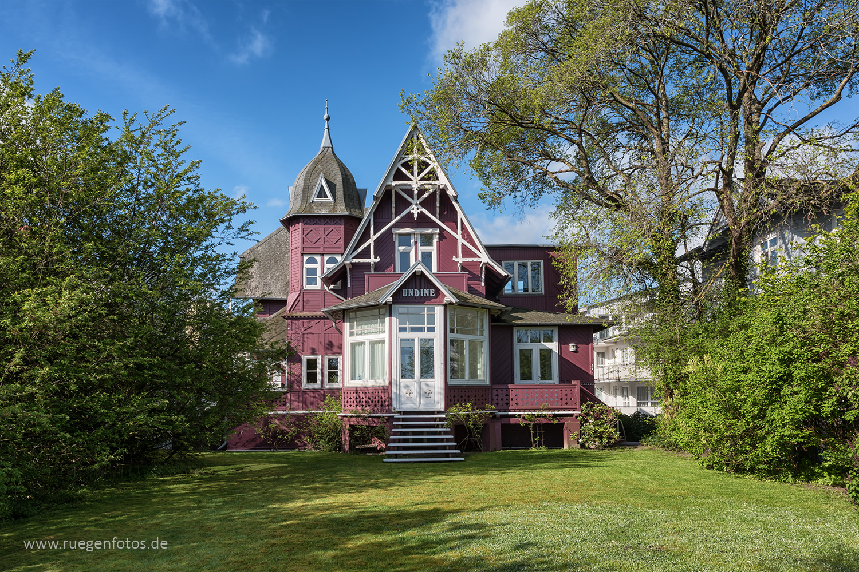 Villa Freia Binz Undine
