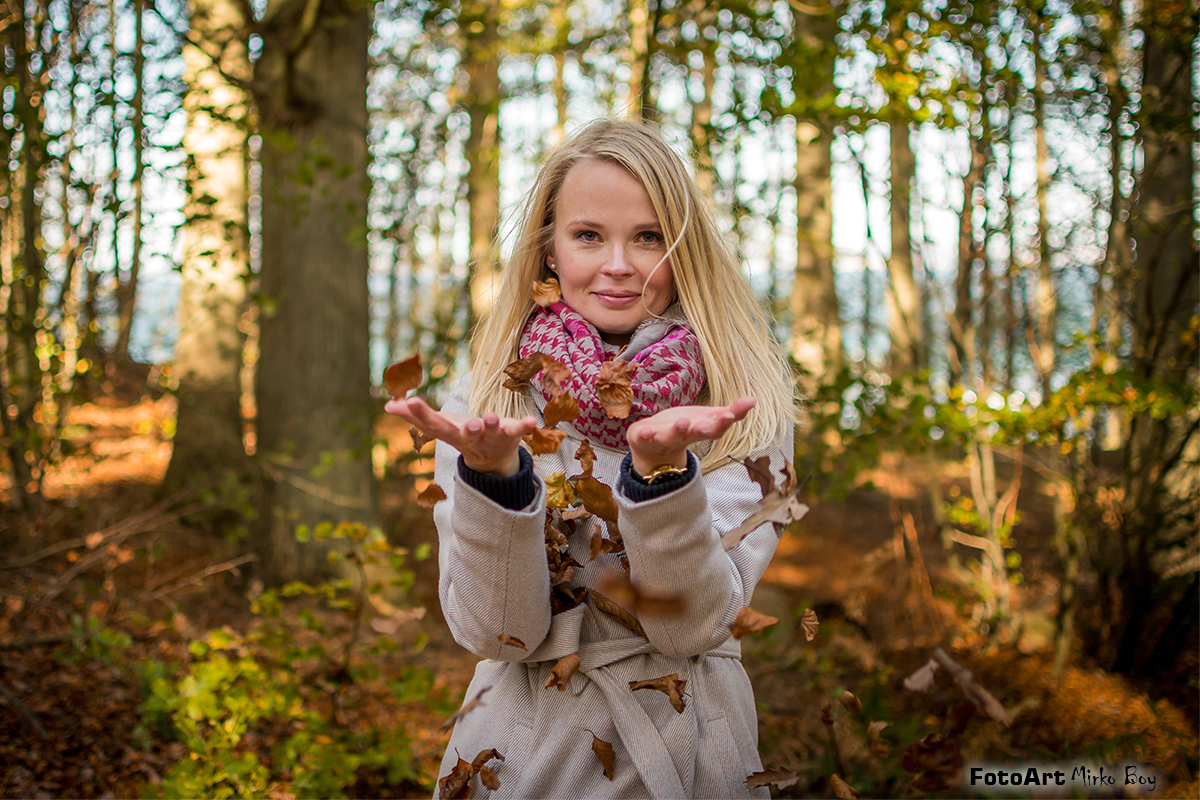 Herbst Shooting