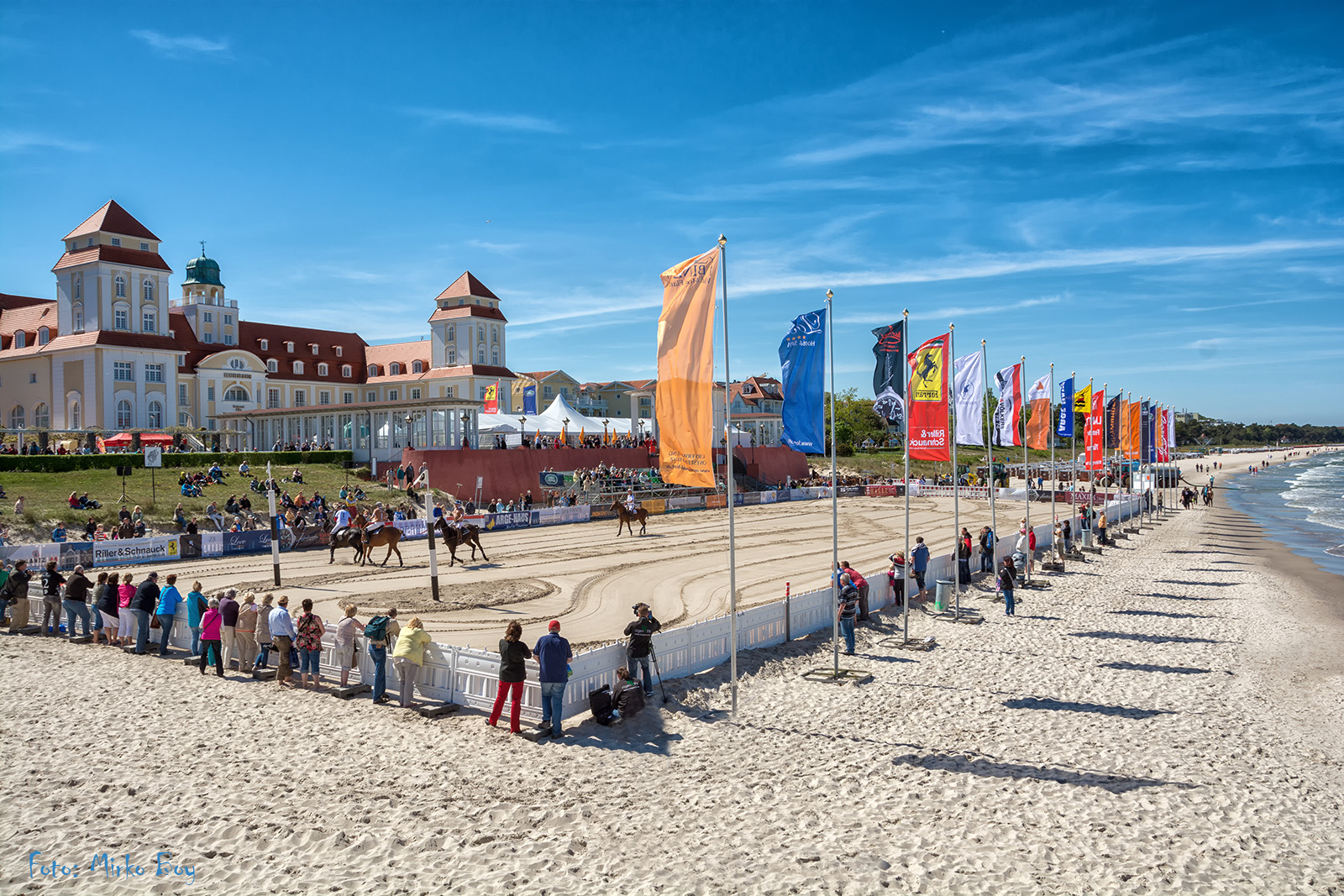 Beach Polo BINZ 2014