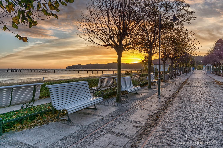 Ruegenfotos Suche Strandpromenade